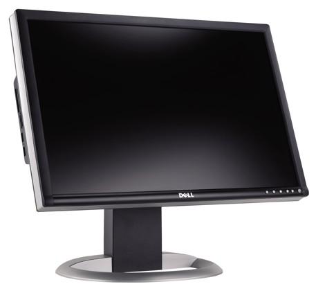 Dell 2405fpw cran d 39 ordinateur fiche technique prix et for Prix ecran ordinateur