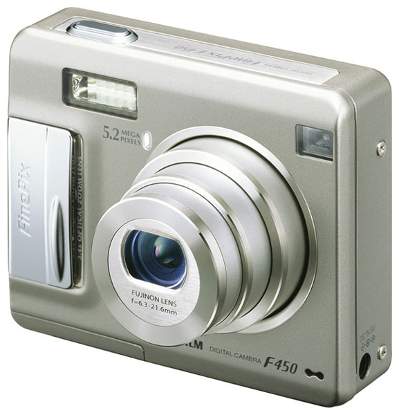 Fujifilm finepix f450 appareil photo fiche technique prix for Prix fujifilm finepix s1600