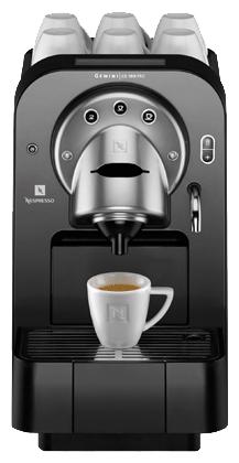 nespresso gemini cs100 pro cafeti re fiche technique prix et les avis. Black Bedroom Furniture Sets. Home Design Ideas