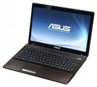 ASUS X53S (Core i7 2670QM 2200 Mhz/15.6